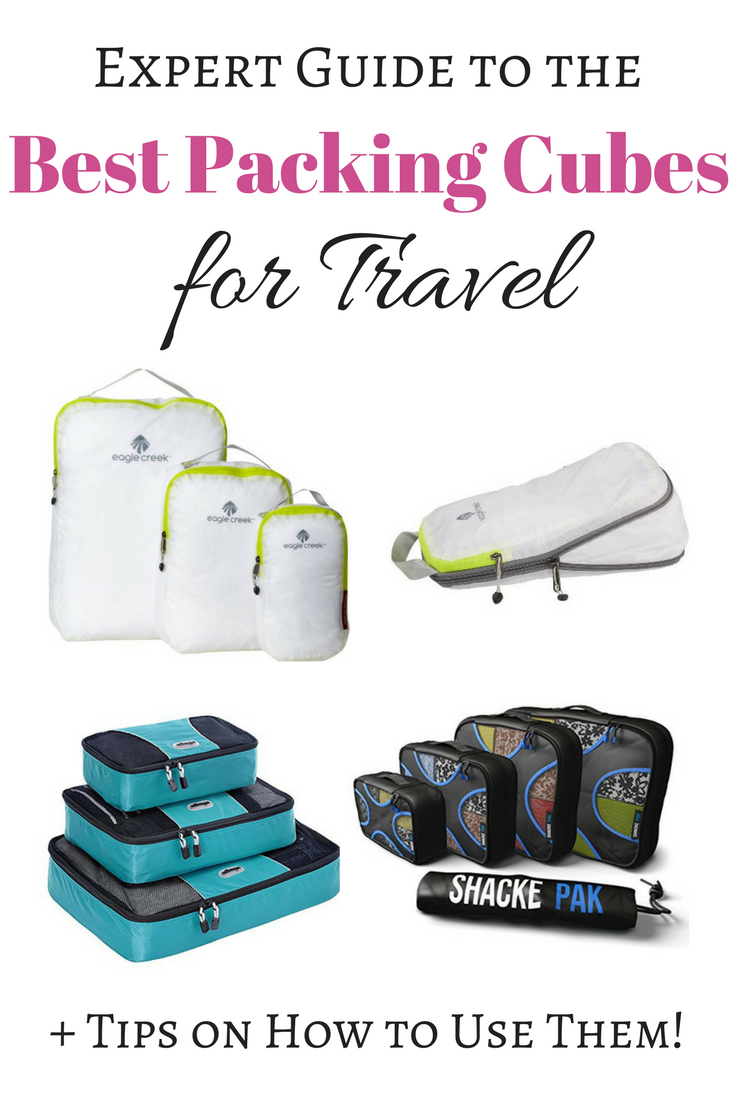 Expert Guide to the Best Packing Cubes for Travel