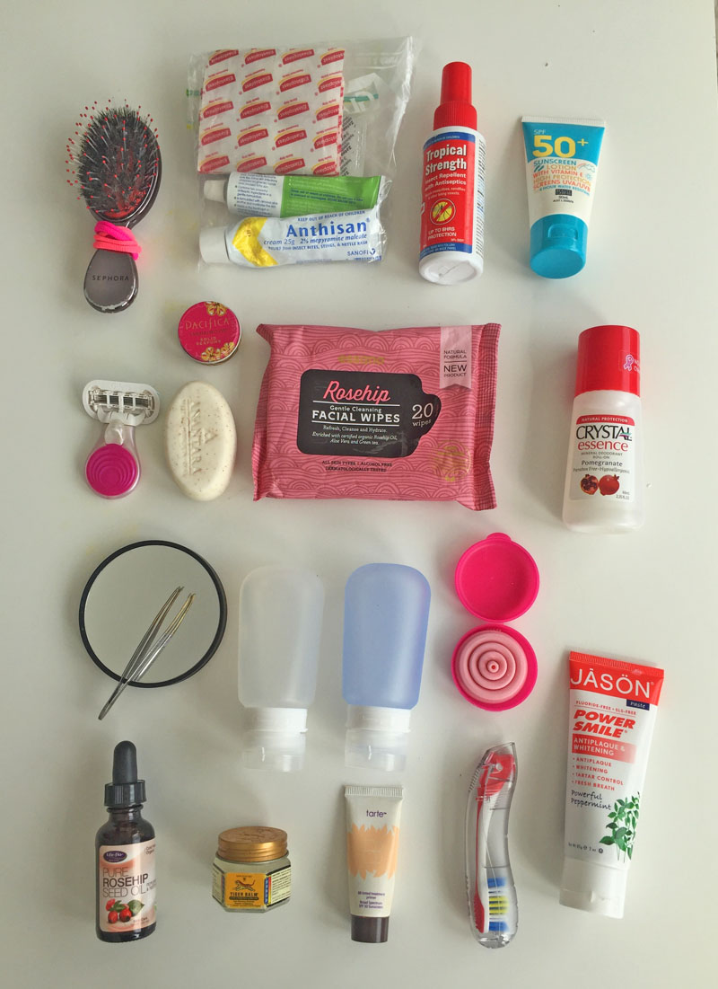 Best Toiletries for Travel