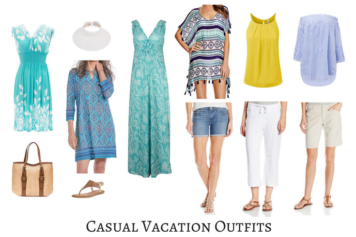 Casual Vacation Outfits for Hawaii Packing List