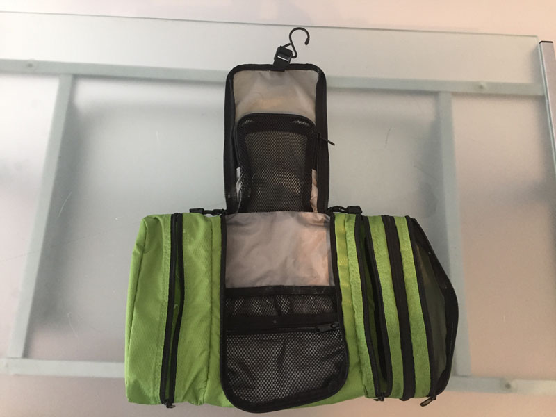 Empty eBags Pack It Flat Toiletry Kit