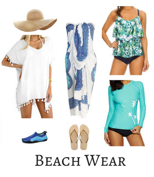Hawaii Outfit Ideas Beach Wear