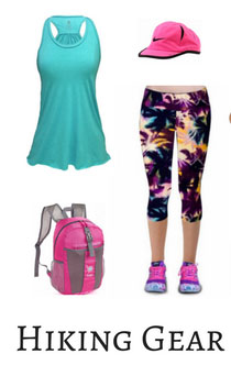 What to Wear Hawaii Hiking Gear