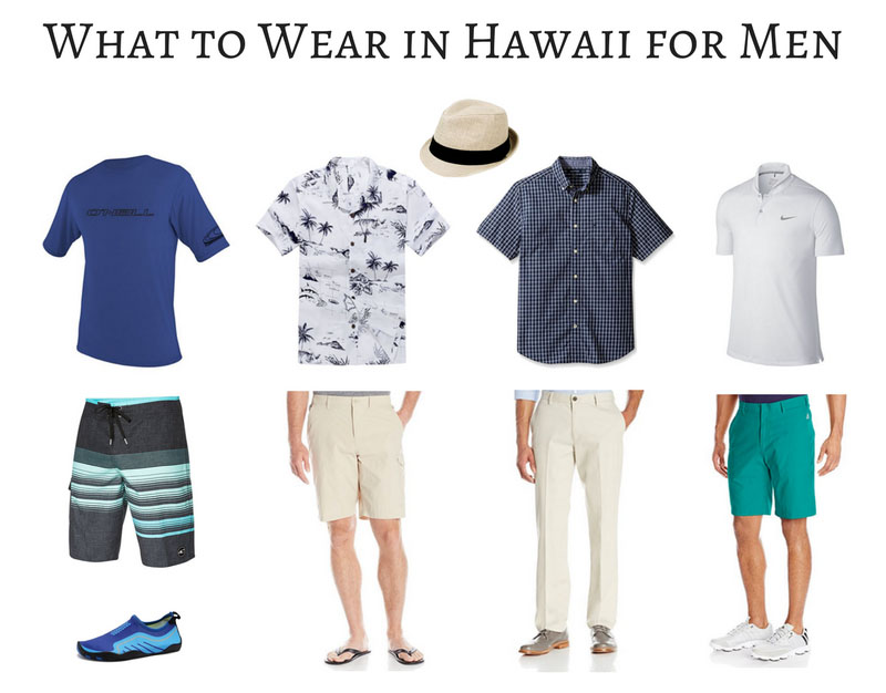 What to Wear in Hawaii for Men