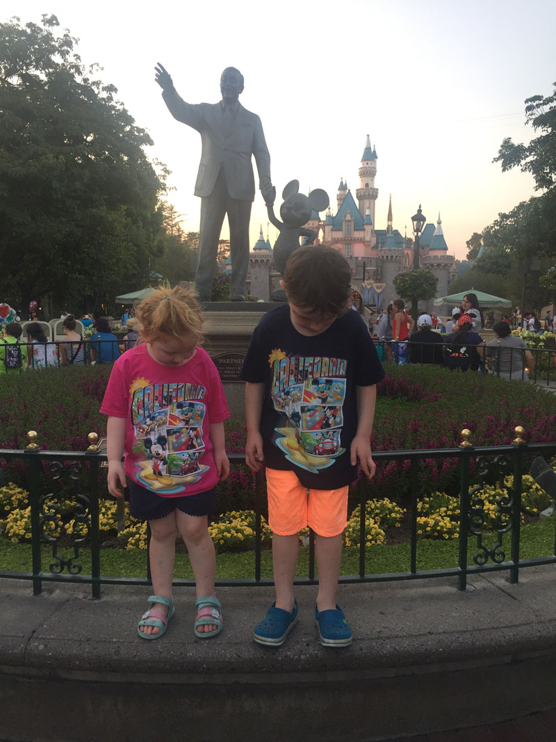 Best Shoes for Kids at Disney