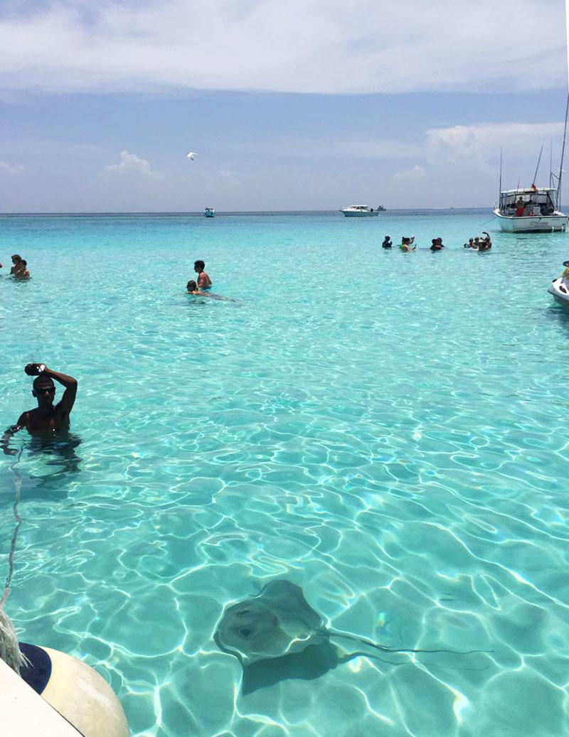 Stingray Bay, Grand Cayman