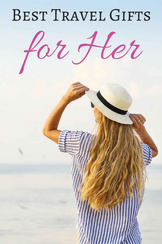 Gift for Traveler Woman - Travel Gift Ideas for Her