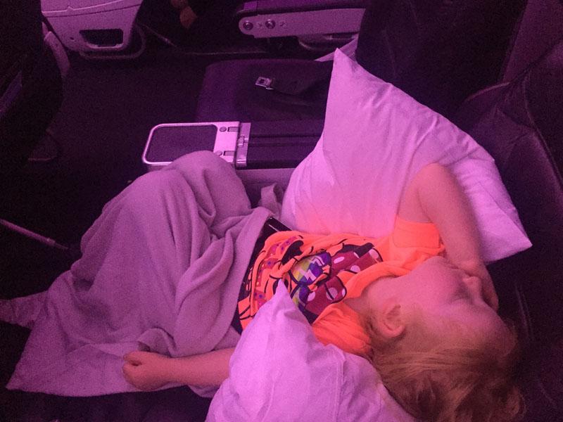 hazel-sleeping-comfy-pillow-on-air-nz-premium-economy
