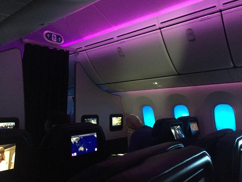premium economy air nz dreamliner 787 cabin