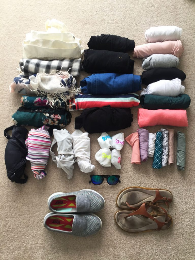 japan packing list, what to bring to japan