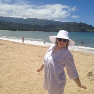 Bethaney in Kauai